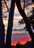 Horyniec Zdroj Sunset