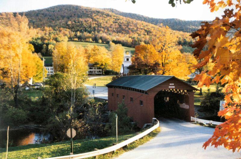 Bridge at the Green