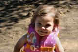 Katie at Beach