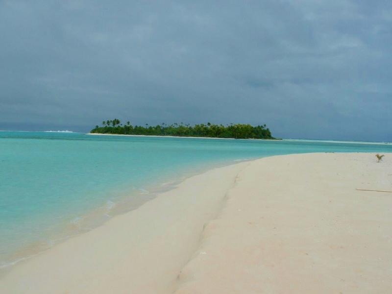 Maina Island, Aitutaki, COOK ISLANDS