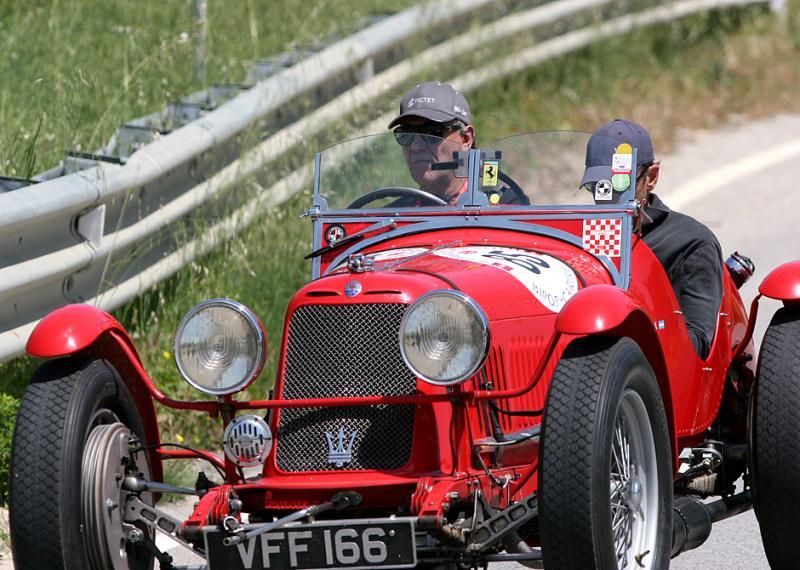 Maserati 4CS 1100 1934