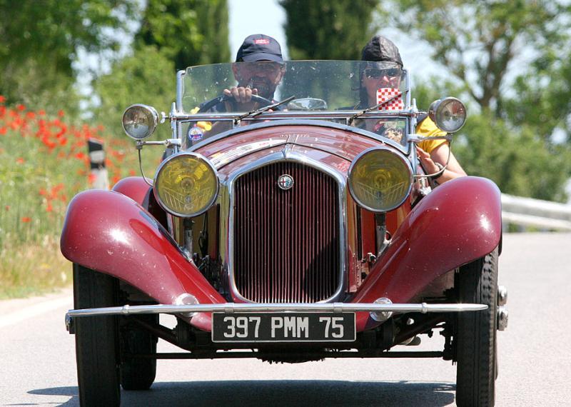 Alfa Romeo 6C 1750GS 1932