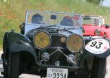 SS Jaguar 100 1936