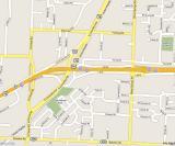 General Location map of  Supermercado La Regional and  Panadería Las Américas