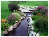 Crossing Creek Farm Bridge