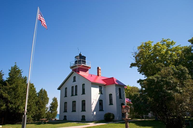 Leelanau Lighthouse