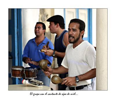 Los músicos de Cuba