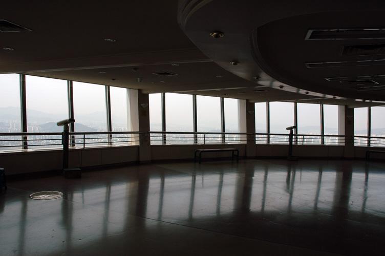 Observation Deck of Daegu Tower