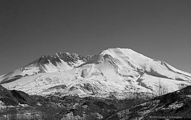 Mount St. Helens, Washington - 2002