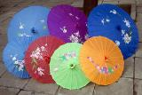 Colorful Umbrellas 1