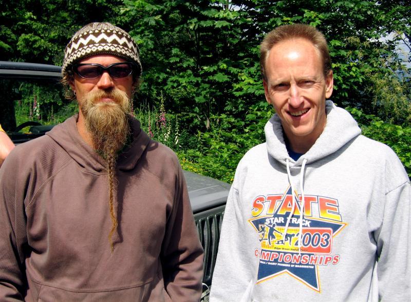 Brandon Sybrowsky & Jamie Gifford