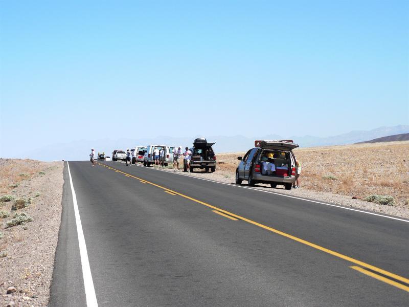 Early van congestion