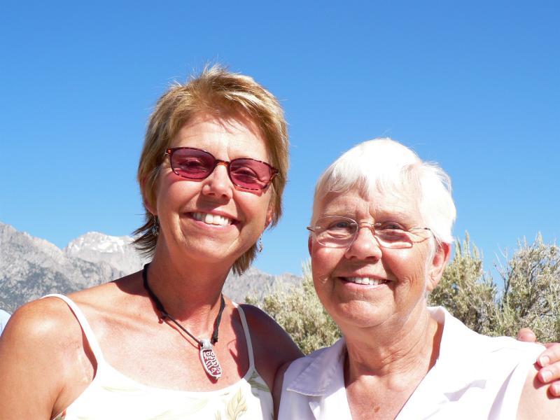 Barb Miller & Mom Sig