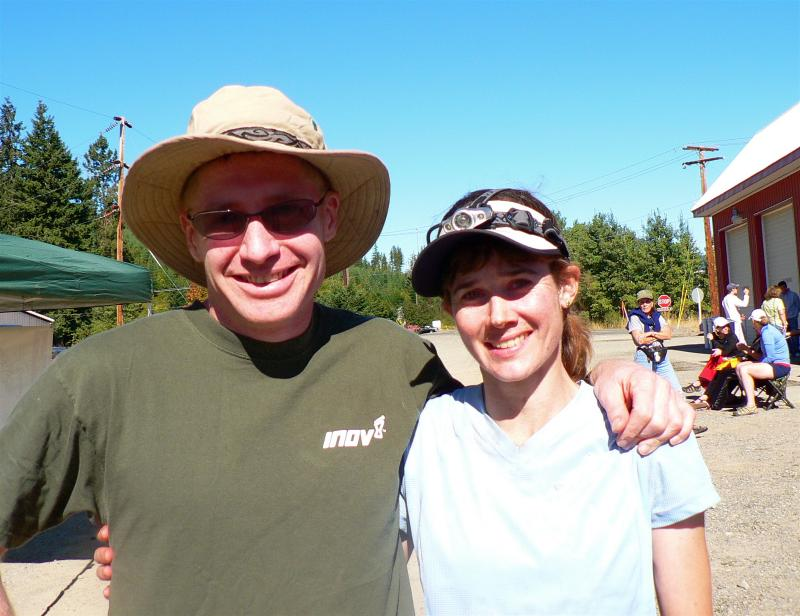 Todd Walker (M1) & Donna Utakis (F2) from Amherst, MA
