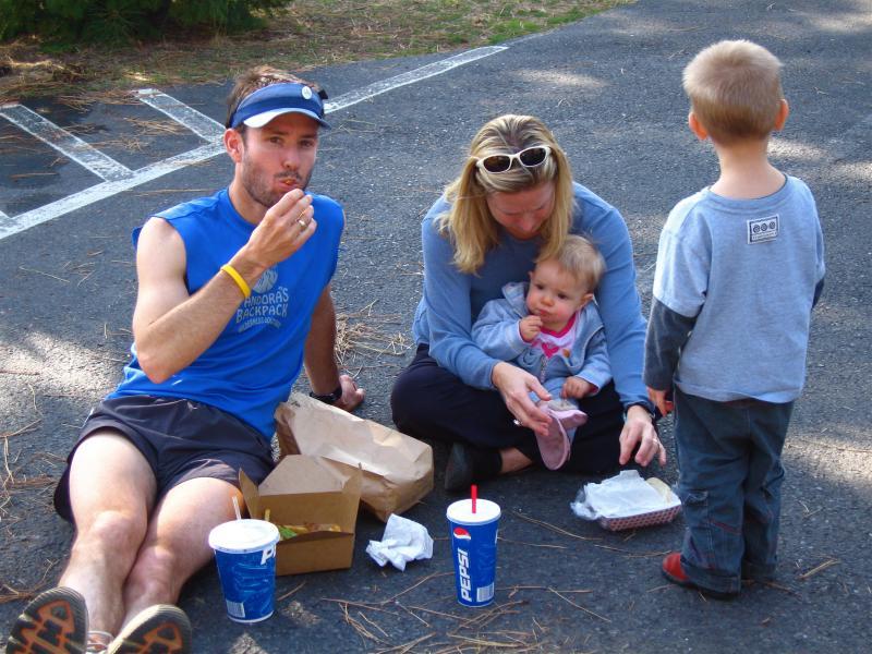 Rod Bien & Family