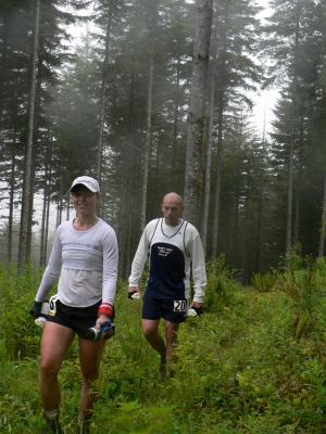 Olga Varlamova  & Rob Hester