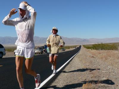 Rick Miller pacing