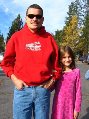 Cougarbait & Daughter