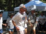 Greg Minter finishes