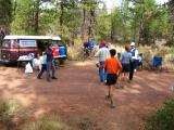 Aid station #5