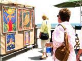 Boardwalk Art Show for 2005