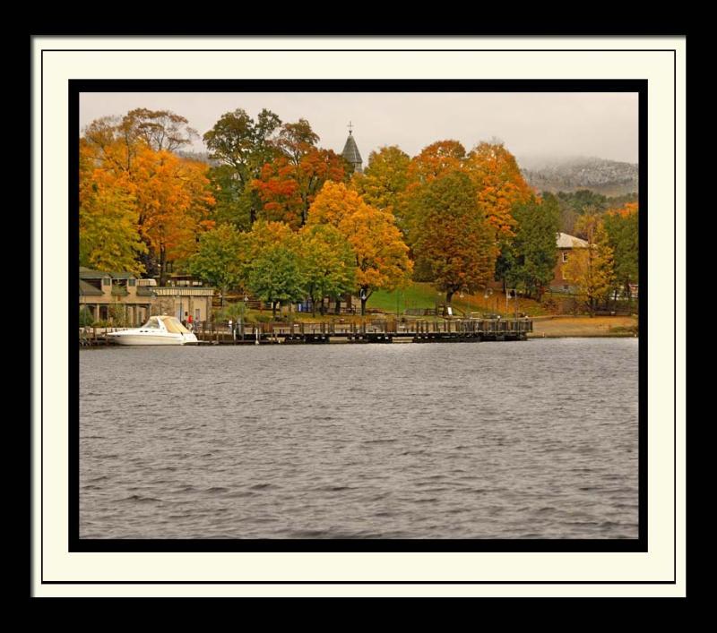 Lake George Village 155