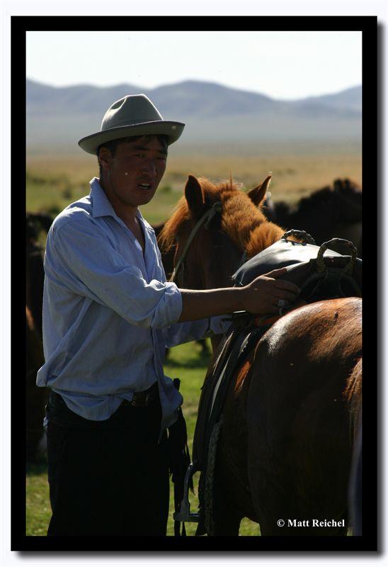 Horse Wrangeler, Tov Aimag