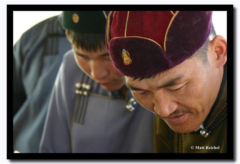 Sign up for Wresteling, Naadam, Kharkhorin