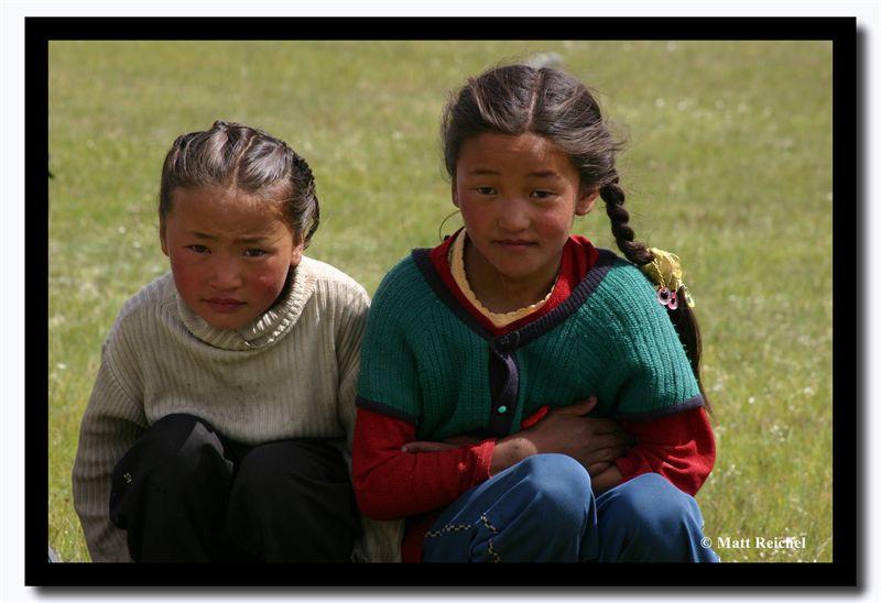Sisters, Altai Tavanbogd National Park