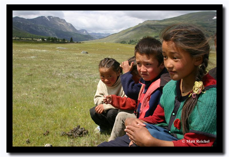Group of Siblings, Altai Tavanbogd National Park