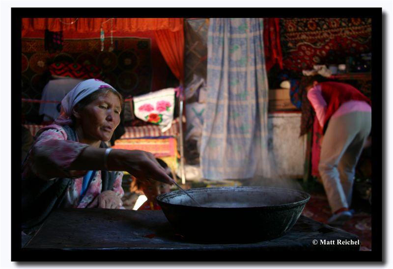 Sturing Milk Tea, Bayan-Olgii Aimag