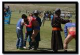 Wresteling, Naadam, Kharkhorin