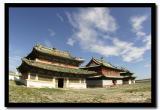 Erdene Zuu Khiid, Kharkhorin