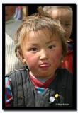 Little Girl, Altai Tavanbogd National Park
