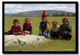 Resting on the Grass, Altai Tavanbogd National Park