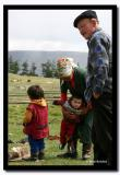 Kazakh Family, Altai Tavanbogd National Park