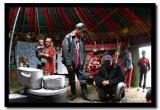 What Goes on inside a Kazakh Ger, Altai Tavanbogd National Park