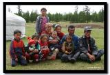 The Whole Family, Altai Tavanbogd National Park