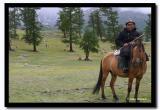 Old Horserider, Altai Tavanbogd National Park