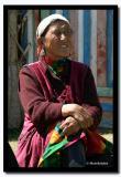 Grandmother, Bayan-Olgii Aimag