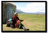 Looking into the plains, Bayan-Olgii Aimag