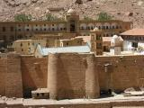 Monastery of St. Catherine, Sinai, Egypt