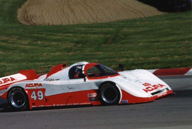 4th Parker Johnstone/Dan Marvin 1L Spice SE93P/Acura