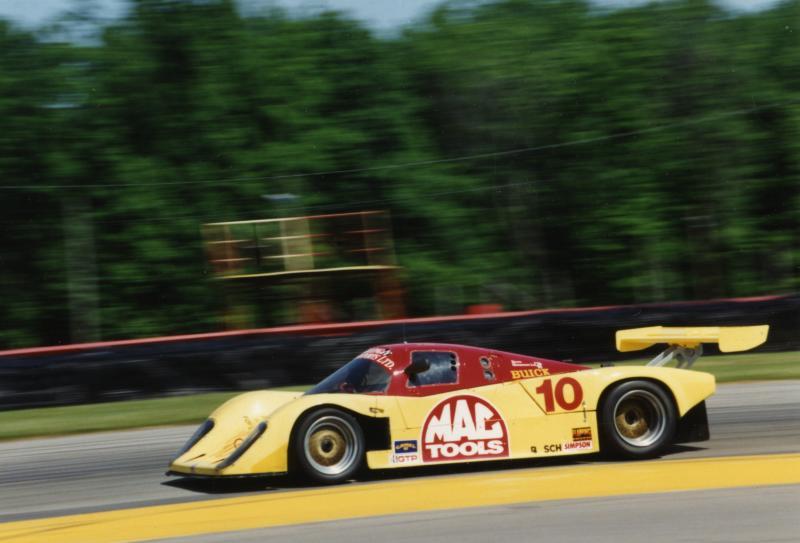 12th Ed De Long/Bobby Brown 7L Tiga GT286/Buick