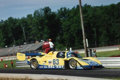 5th Tim McAdam/Jim Downing 2L   Kudzu DG-2/Buick