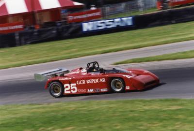DNF Brent ONeill 1WSC Argo JM19/Buick