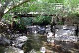 under the wobbly bridge