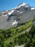 Mount Hood and 99 Ridge Overlook, Study 2