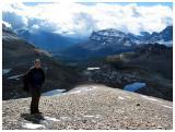 View from Cirque Peak Ridge