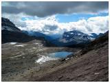 Cirque Peak Lake